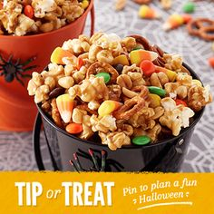 A yummy, family-friendly Halloween treat!