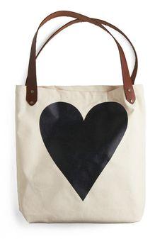 Heart Bag(:
