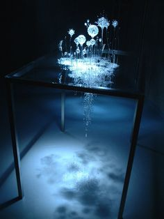 Glass Sculptures by Mika Aoki