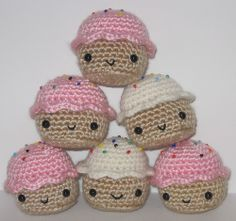 Amigurumi Crochet Ravelry : Amigurumi on Pinterest Amigurumi, Amigurumi Patterns and ...