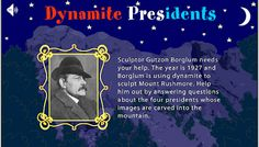 President's Day Sites, Games, Apps, & More - pinned by @PediaStaff – Please Visit ht.ly/63sNtfor all our pediatric therapy pins