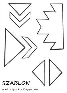 This will be useful for something. Aztec stencils.
