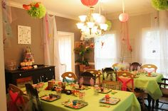 The Perfect Tinker Bell Fairy Party Plan