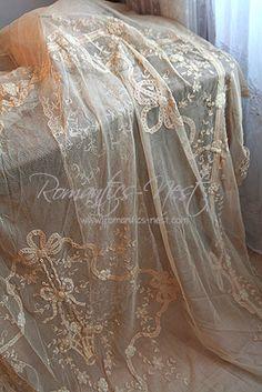 Antique lace, gorgeous