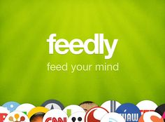 Feedly transforms your favorite websites into a fun, magazine-like start page. Integrates with Google Reader, Google+, Twitter and Facebook.