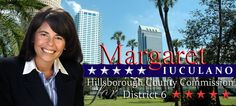 Amazing woman who can advance the Hillsborough County Florida community!  Vote for Margaret 2012