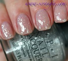 OPI New York Ballet Collection Spring 2012 -Pirouette My Whistle- very pretty