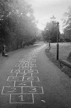 path, road, fantast pictur, kids chalk