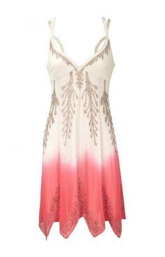 Dip Dye Dress / karen millen