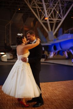 first dance Museum of aviation - Ottawa Ontario, Canada