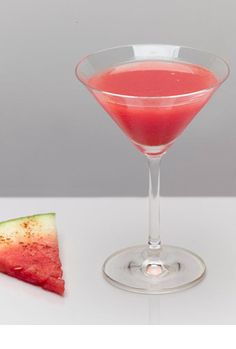 Creole Watermelon Cocktail