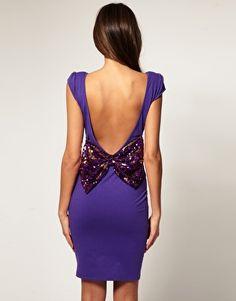 dress & bow