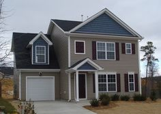 With four bedrooms and 2.5 baths, the Beech by Royal Oaks Building Group offers the energy efficiency and warranties of a brand new home starting at $144,700. Cameron, N.C.