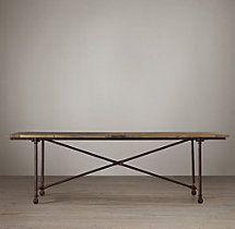 Flatiron Dining Table