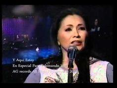 Y aquí estoy - Ana Gabriel en Telemundo (2005)