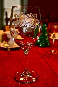 glass etch, paint wine, wine glass, etch wine