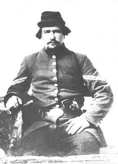 Lee Tharp Civil War photo 1862