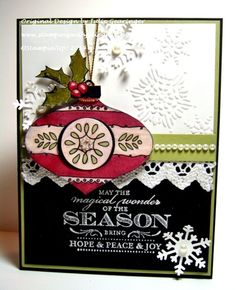 PPA215 Christmas Bauble