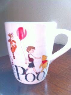 New Disney Winnie The Pooh and Friends Coffee/tea Ceramic Mug | eBay