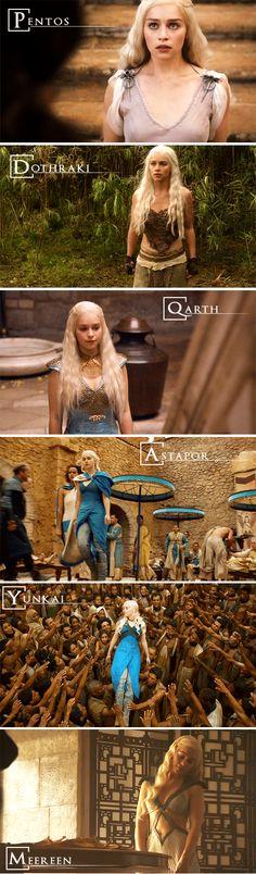 #got #asoiaf #daenerystargaryen