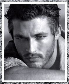 #benhill #hot #sexy #men beards, models, the doors, hot sexi, a real man, sexi men, ben hill, benhil hot, eye