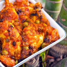 Fricase de Pollo  http://icuban.com/food/chicken_friccasee.html