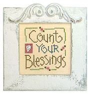 Count Your Blessings - free pattern
