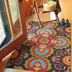 spice rug, tiles, tile espresso, compani, rug talavera, talavera tile, indooroutdoor rug, basement idea, rugs