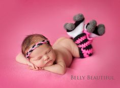 Babies shouldn't be forced to...um, can't make fun of this one. Tiny roller girls are adorable.
