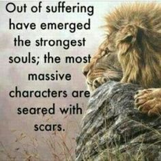 The strongest souls. The massive characters...