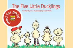 The Five Ducklings: The PBS Readathon 2012 ebooks and activities memetal, duckl, literaci, booksbook activ, preschool homeschool, read