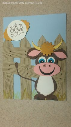 Loni's Life -it's the cow (bull) adorable?