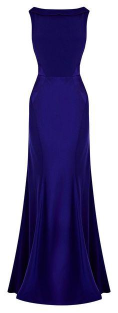Coast Adelise Maxi Dress with Fishtail Hem