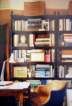 Love the #bookshelves
