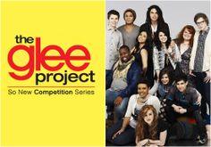 Glee + reality tv = entertaining :)
