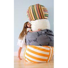 #DIY #Bean #Bag  #DIY #Nursery and #Kid #Room Ideas