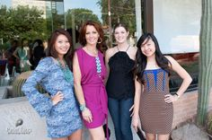 Electric Frenchie Interns with Austin Lifestyle Magazine Stylist Edith Henry