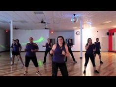 "Toning Fitness ""Dance Again"" by JLo featuring Pitbull"