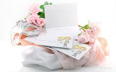 Partecipazioni di matrimonio personalizzate con caricatura in stile fumetto!  Comic-style wedding invitation! Personalize it with your own avatars! by e-MoVeo Cards Invito matrimonio Hochzeitseinladung  Comic-Stil www.emoveo-cards.com