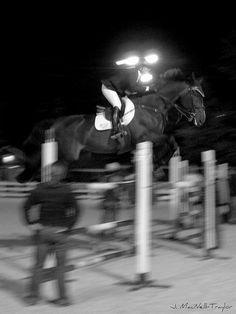 Night Jumping- Devon, PA