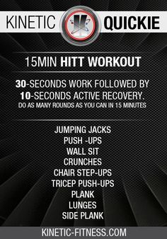 10 Minute HIIT Cardio Workout - HASfit Lightweight Cardio Exercises - HIT Training - Cardio Workouts