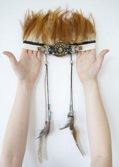how to make ukrainian headdress