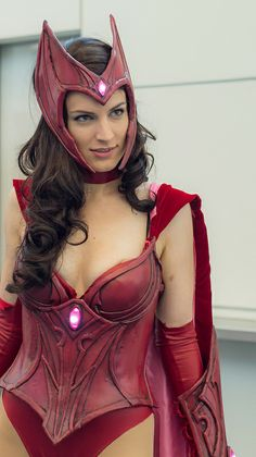 Scarlet Witch #Wondercon2014