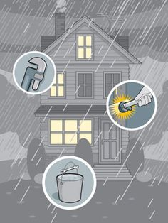 Popular Mechanics - 30 Quick Fixes and Tips for Everyday Home Disasters - Emergency Preparedness Kit