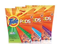 Free Sample Tide Pods