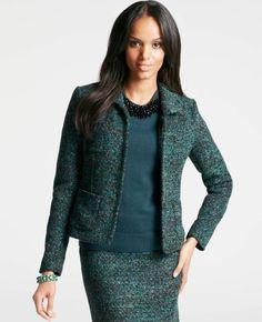Femme Tweed Jacket