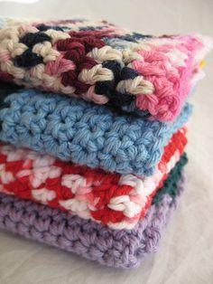 #crochet #dishcloths