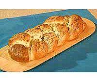 egg bread braid