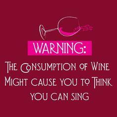 *Wine Humor ( :