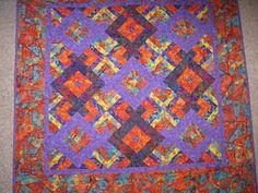 purpl quilt, moosestash quilt, quilten patroon, tutorials, hidden well